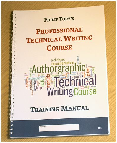 Professional Technical Writing Course